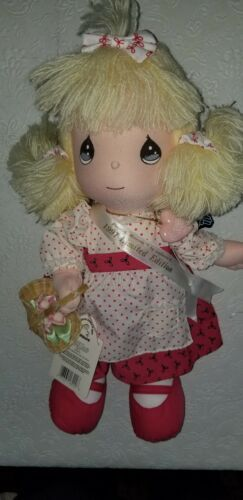 """Vintage Precious Moments """"Tammy"""" Doll 1991 Limited Edition With Tags  NWT"""
