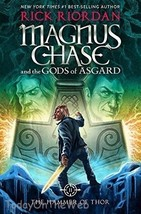 Magnus Chase and the Gods of Asgard, Book 2 The Hammer of Thor by Rick R... - $15.59