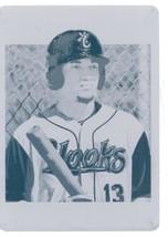 2013 Topps Heritage Minor Leagues Printing Plates #59 Domingo Santana NM... - $40.00