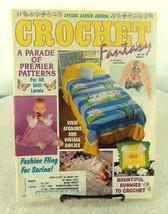 CROCHET FANTASY MAGAZINE, NUMBER 106- APRIL 199... - $6.79