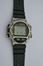 Vintage Casio LCD Digital W-782 Mens watch, New band, New battery ''GUAR... - $65.41