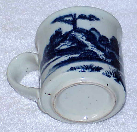 Flow Blue Coffee Mug