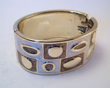 Bangle enamel block pattern thumb155 crop