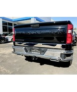 """4"""" Chrome Stainless Rear Tailgate Accent Trim FOR 2019 2020 Chevy Silver... - $104.99"""