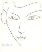 Henri Matisse-Portrait of a Woman-Poster - $233.75