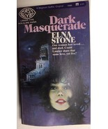 DARK MASQUERADE by Elna Stone (1973) Magnum gothic pb - $9.89