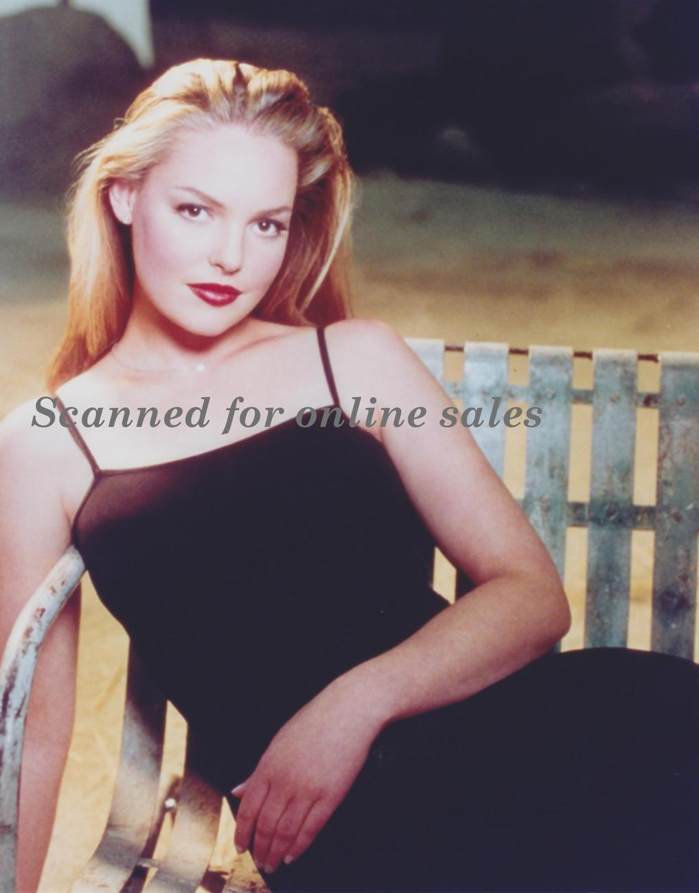 Kathryn Heigle Grey's Anatomyl 8x10 Photo