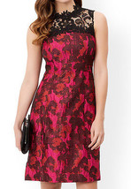 MONSOON Cara Jacquard Dress BNWT - $93.52