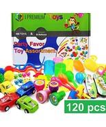 IP I Premium 120 Pcs Toy Assortment, Party Favors for Kids, Bulk Toys, P... - $23.11
