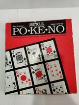 PO-KE-NO Board Game Poker Keno 12 Board Set Pokeno complete - $17.77