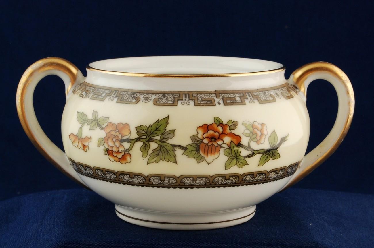 Noritake paramount sugar bowl bottom