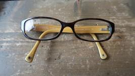 Coach Eyeglasses Frames Hc 6001 Emily 5055 Dark Tortoise Size 50-15-135 - $29.69