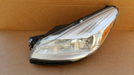 13-16 Ford Escape Halogen Headlight Head Light Lamp Driver Left LH