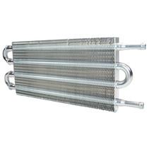 "3/8"" Universal Aluminum Transmission Oil Cooler 12-3/4"" X 5"" X 3/4"" image 2"