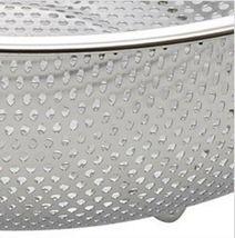 Stopia Stainless Steel Colander Strainer Kitchen Mesh Grain Basket 12.4 inches image 6