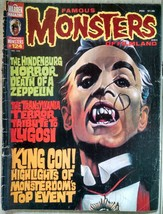 Famous Monsters of Filmland Magazine April 1976 #124 Warren - $9.89