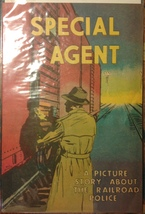 Special Agent # 1 VF VERY FINE Publisher: Assoc. Of American Railroads 1959 - $75.00