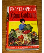 Encyclopedia of Organic Gardening J. I. Rodale 15th Print 1973 Hardcover - $24.99