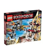 Lego ExoForce 8107 Fight For Golden Tower New Sealed - $210.38