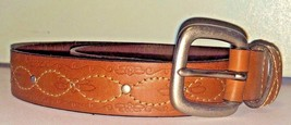 Dockers' Belt for Girls Size S Genuine Leather 2228 - $7.70