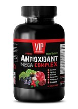 Immune System - Antioxidant Mega Complex 1B - Acai Berry Weight Loss - $13.06