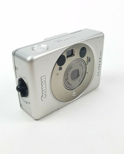 CANON ELPH LT260 ZOOM LENS CAMERA APS FILM Untested For Parts
