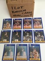 Vintage Lot 11 Kareem Abdul Jabbar UCLA Trading Cards College Basketball NCAA image 1