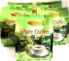 Gold Choice Instant Premix Cappuccino White Coffee 20 Sachets x 25g ( Pa... - $89.09