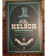 MINT WILLIE NELSON Fillmore Poster 19 BOOT - $39.99