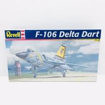 REVELL 85-5847 F-106 Delta Dart 1/48 Scale Model Airplane Kit NEW SEALED - $30.00