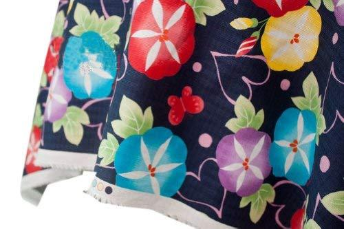 [Petunia] 43'' Wide HOME Handmade 100% Cotton Fabric (1943 Inches)