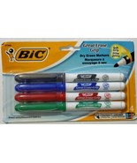 Bic Usa Inc - Bic Great Erase Dry Erase Fine Point Markers  Low Odor - $8.06