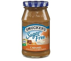 Smucker's Sugar Free Caramel Topping Pack of 2 11.75 oz Jars - $27.62