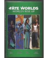 Worlds Rise Up Fate System - Evil Hat Productions - HC - 2016 - 97816131... - $11.75