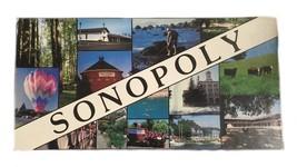 Vintage 1985 Sonoma County California Board Game Sonopoly #sonomastrong - $69.25