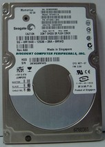 "40GB IDE 44PIN 2.5"" 9.5mm Seagate ST94811A Free USA Shipping Our Drives Work"