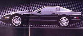 1990 CORVETTE PRESTIGE COLOR BROCHURE, C4 GM MINT NOS 90 - $11.96