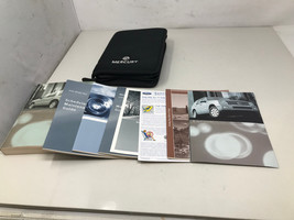 2005 Mercury Mountaineer Owners Manual SET w/Case Z0H06 - $30.71