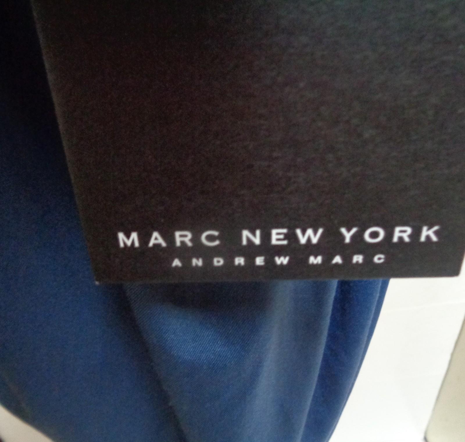 Marc New York Blue Dress NWT SZ 10 Blue Free Shipping