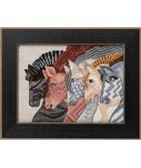 Moroccan Mare 2017 Horse Collection AIDA cross ... - $16.20