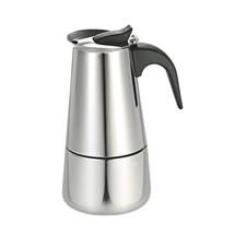 Decdeal Stainless Steel Espresso Percolator Coffee Stovetop Maker Mocha ... - $25.26