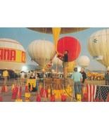1993 New Mexico Hot Air Balloon Race Postcard - $9.99