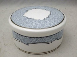 Wedgwood Venice pattern - Ring Box with Lid (bone china) - 2006 - EUC - $8.42