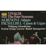 Vivaldi: The Four Season - Wolfgang Schneiderhan - Stereo 2535 105 - Pri... - $3.43