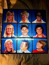 The Brady Bunch Board Game 1970 Trivia Party Game Nostalgic Family Fun Toy New  - $13.85