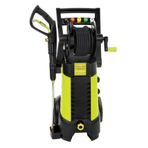 Pressure Washer Electric System Hose Reel Heavy Duty Jobs Auto Shut Off ... - $211.38