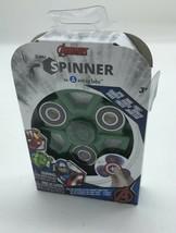 Marvel Avengers Incredible Hulk Spinner New In Box Zuru Anti Stress Toy Free - $8.90