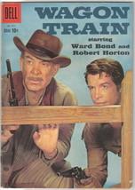 Wagon Train TV Series Four Color Comic Book #971 Dell Comics 1959 FINE - $22.14