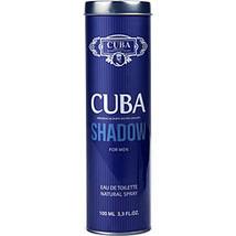 Cuba Shadow By Cuba Edt Spray 3.3 Oz - $52.00