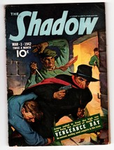 Shadow Pulp Mag 1942 Mar 1-STREET & Smith High Grade Fn - $200.06